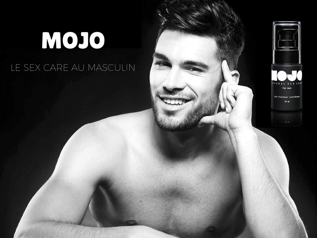 Mojo découvrez le nouveau geste de soin des hommes