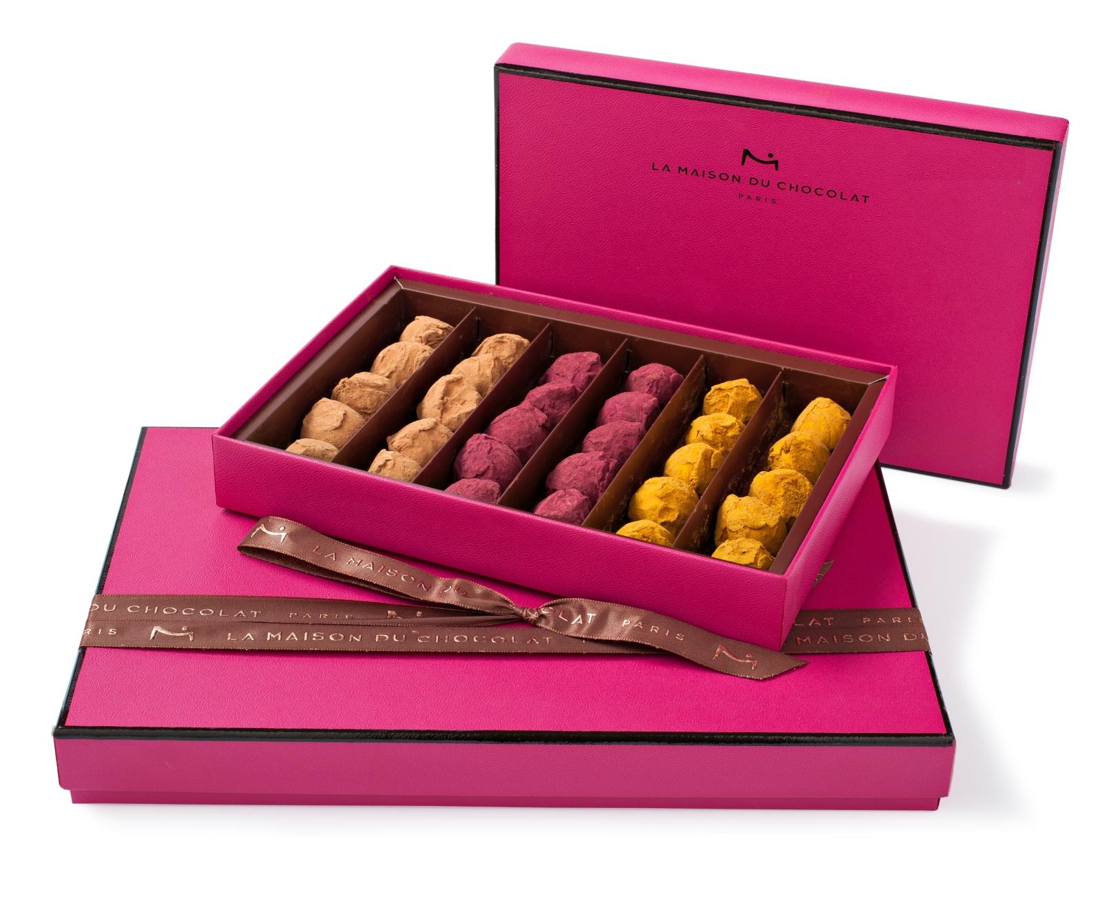 La Maison du Chocolat ose la couleur !