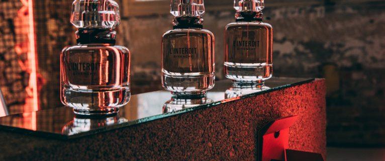 Lancement international du nouveau parfum L'Interdit de Givenchy