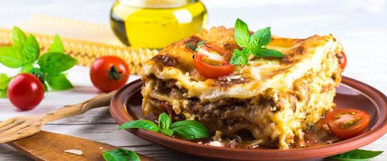 Des lasagnes riches en goût et gourmandes pour toute la famille