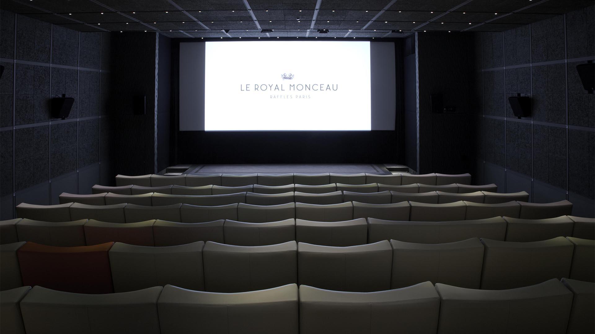Katara, le Cinéma du Royal Monceau Paris