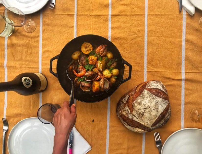 Somagic – Mes recettes insolites au BBQ au charbon de bois