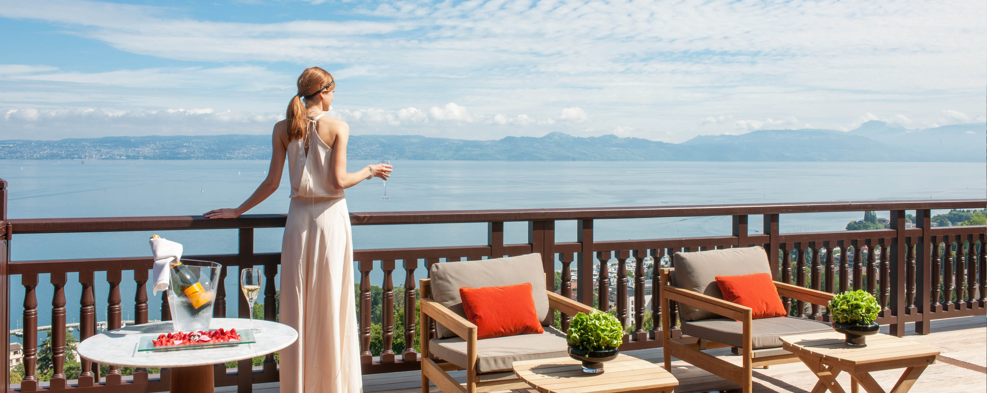 Biologique Recherche s'associe au Spa Evian Source de l'Hôtel Royal***** Palace de l'Evian Resort