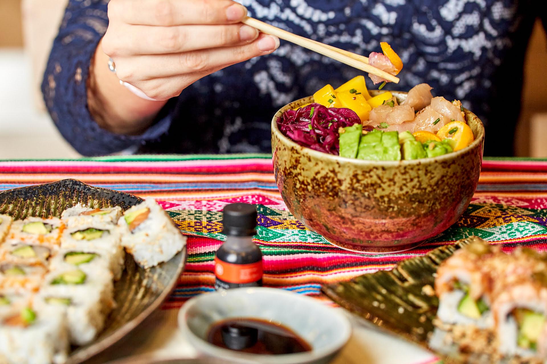 Côté Sushi présente sa sélection estivale savoureuse et pleine de fraîcheur