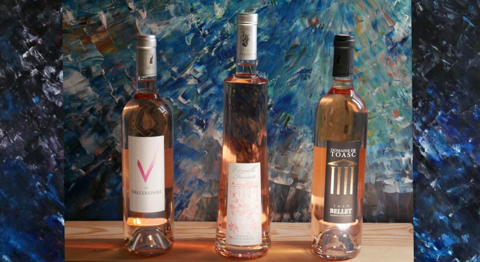 Élégance Rosé 2020, une ère nouvelle pour les vins rosés