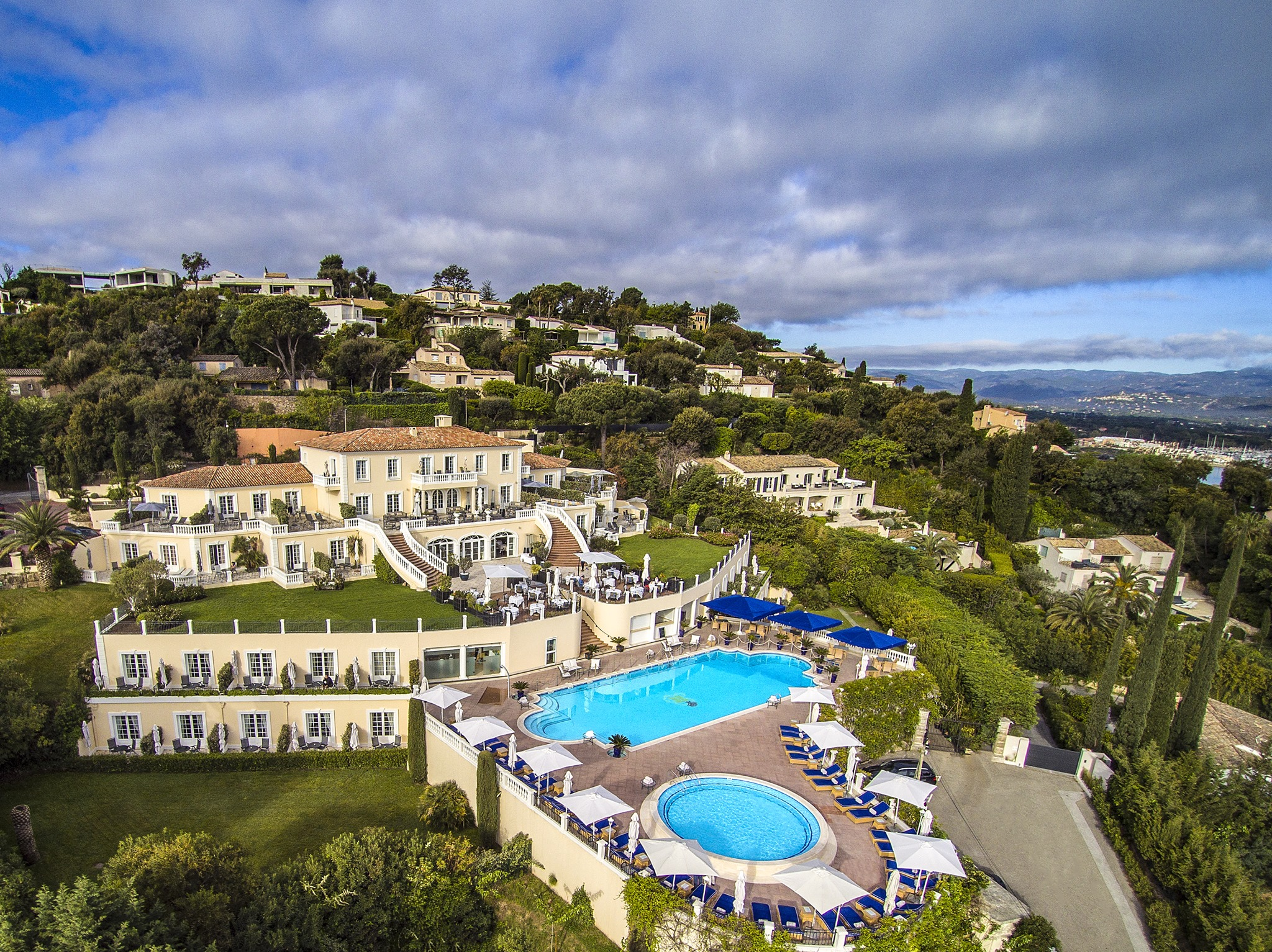 Hôtel Althoff Villa Belrose – La magie d'un lieu d'exception