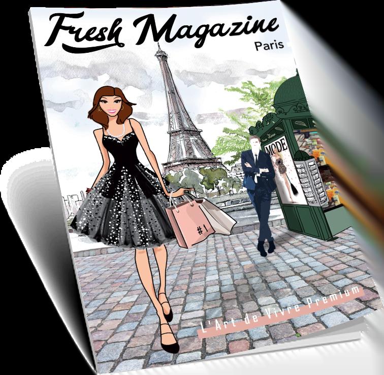 Fresh Mag – Naissance d'un nouveau magazine parisien !