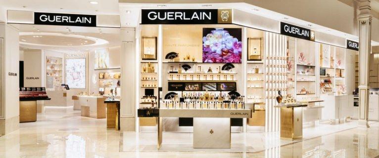 Guerlain – Nouvelle boutique au Bon Marché Rive Gauche