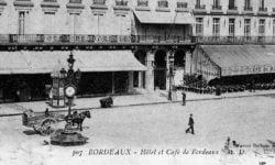 BORDEAUX - LE GRAND HÔTEL