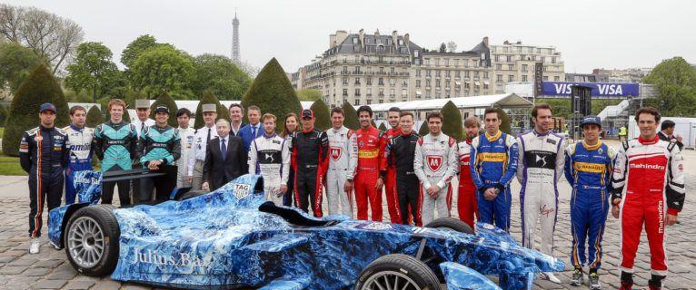 TAG Heuer partenaire & chronométreur officiel du 1er championnat FIA 100% électrique